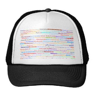 Mackenzie Text Design II Hat