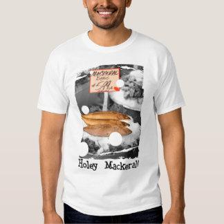 ¡Mackeral Holey! Camisas