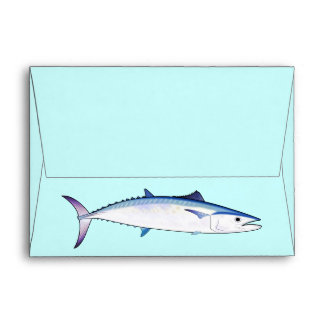 Mackerel Kingfish Envelope