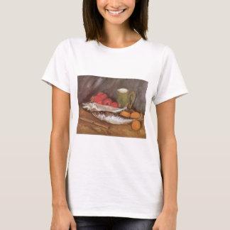 Mackerels, Lemons and Tomatoes by Vincent van Gogh T-Shirt