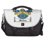 Mackey Family Crest Laptop Bag