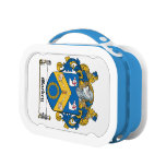 Mackey Family Crest Lunch Boxes