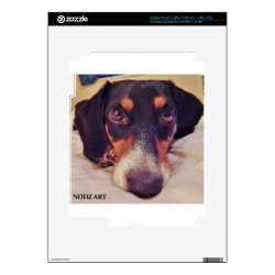 Amazon Kindle DX Skin with Beagle Phone Cases design