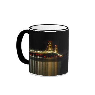 Mackinac at Midnight Mug