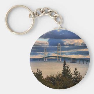 Mackinac Bridge 1060 Keychains