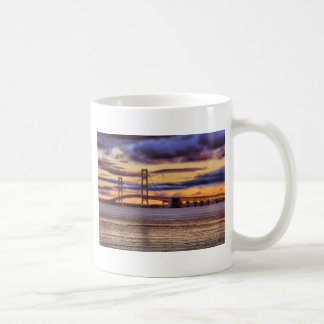 Mackinac Bridge 1155 Gold Mugs