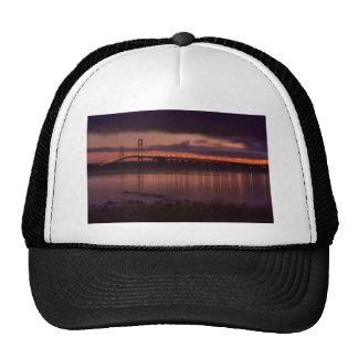 Mackinac Bridge 1240-2 Mesh Hats