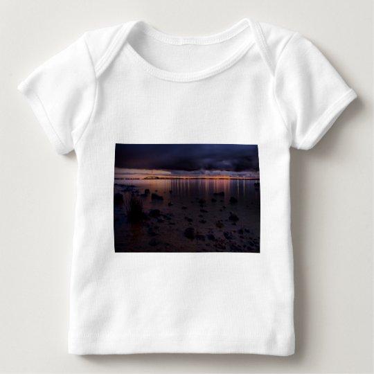 Mackinac Bridge 1249 Baby T-Shirt
