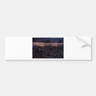 Mackinac Bridge 1249 Car Bumper Sticker