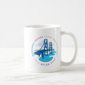 Mackinac Bridge Commemorative Mug