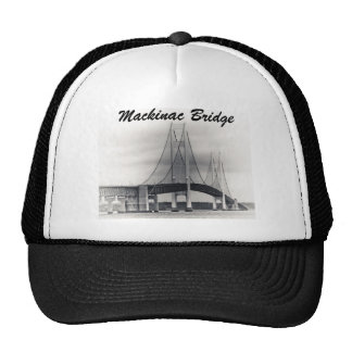 Mackinac Bridge Hat