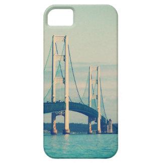 Mackinac Bridge iPhone SE/5/5s Case