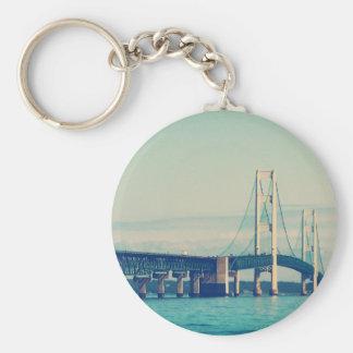 Mackinac Bridge Key Chain