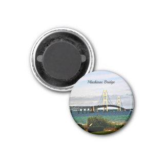 Mackinac Bridge, Mackinac Island Magnet