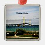 Mackinac Bridge, Mackinac Island Ornament