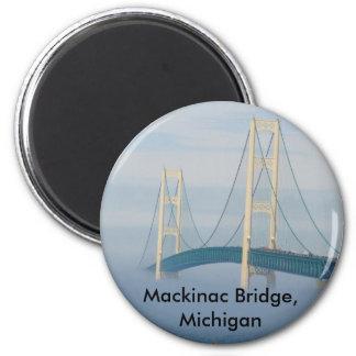 Mackinac Bridge, Michigan Magnet