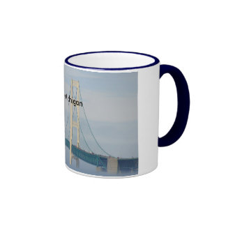 Mackinac Bridge, Michigan Mug