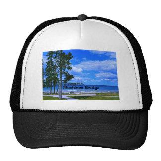 Mackinac Bridge Michigan Trucker Hat