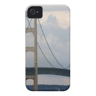 Mackinac Bridge, Michigan, USA iPhone 4 Cover
