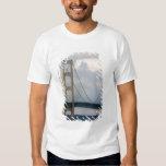 Mackinac Bridge, Michigan, USA Tee Shirts