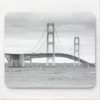 Mackinac Bridge Mouse Pad