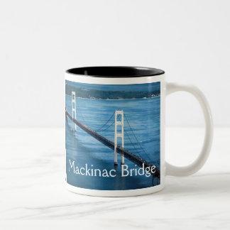 Mackinac Bridge Mug Mug