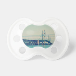 Mackinac Bridge Pacifier