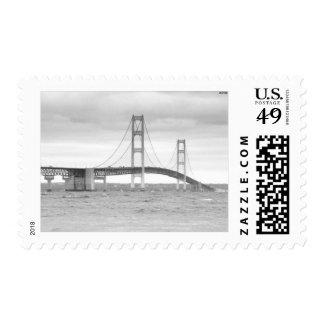 Mackinac Bridge Stamps