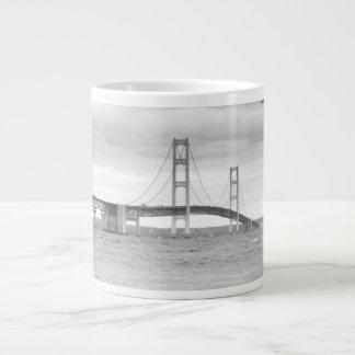Mackinac Bridge Extra Large Mug