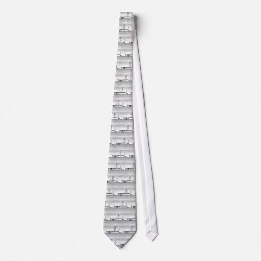 Mackinac Bridge Tie