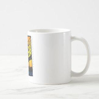 Mackinac Brige Greetings from Michigan! Coffee Mug