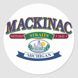 Mackinac-cooler-SVG-[Conver Classic Round Sticker