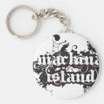 Mackinac Design Keychains