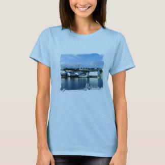 Mackinac Island Baby Doll Tshirt