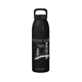 Mackinac Island Bride Drinking Bottles