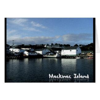 mackinac island card