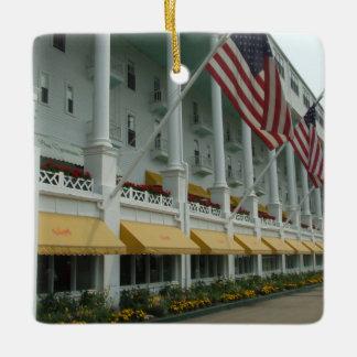 Mackinac Island Grand Hotel Ornament