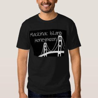 Mackinac Island Honeymoon T-Shirt