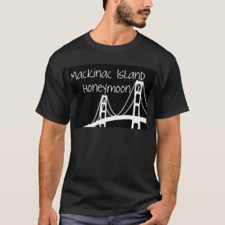 Mackinac Island Honeymoon T-Shirt