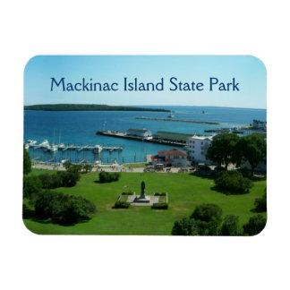 Mackinac Island Magnet