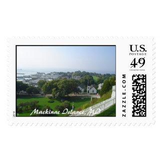 Mackinac Island, MI Stamps