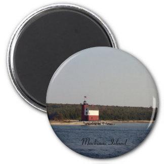 Mackinac Island Series Magnet