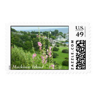 Mackinac Island Series Postage