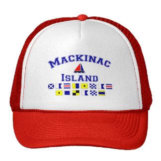 Mackinac Island Trucker Hat