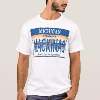 Mackinac License T-Shirt