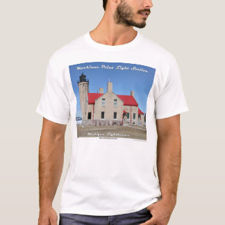 Mackinac Point Light Station T-Shirt