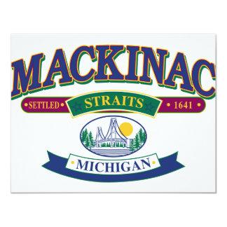"""Mackinac-refrigerador-SVG [Conver Invitación 4.25"""" X 5.5"""""""