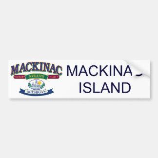Mackinac-refrigerador-SVG [Conver Pegatina Para Auto