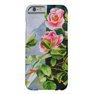 Mackinac Rose Barely There iPhone 6 Case