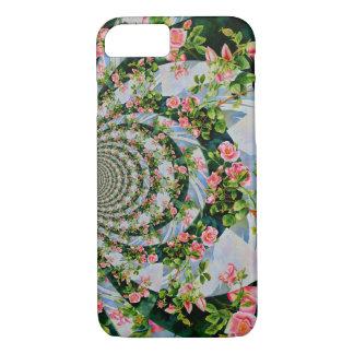 Mackinac Rose mandala iPhone 8/7 Case